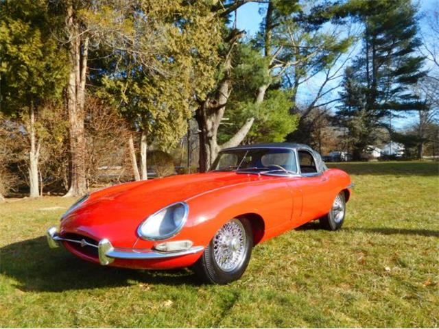 1967 Jaguar Series 1 (CC-1461416) for sale in Cadillac, Michigan
