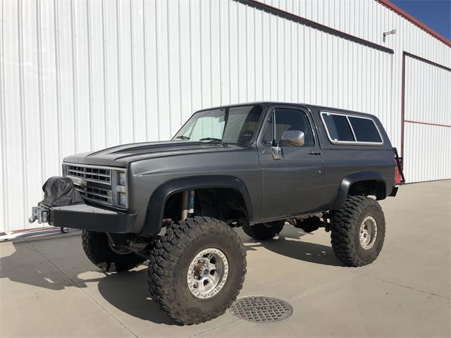 1986 Chevrolet Blazer (CC-1460142) for sale in Grand Junction, Colorado