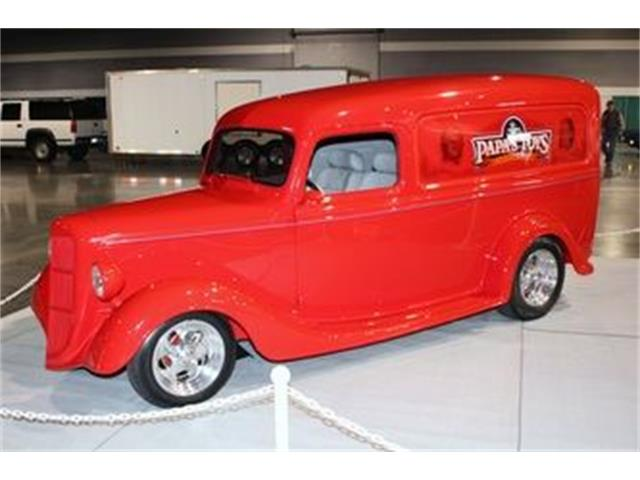 1938 Ford Panel Truck (CC-1461421) for sale in Cadillac, Michigan