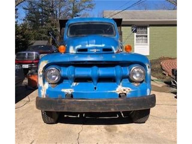 1952 Ford F6 (CC-1461422) for sale in Cadillac, Michigan