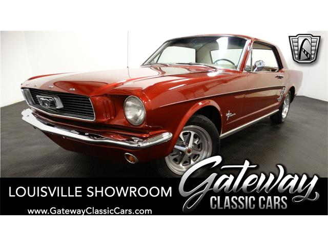 1966 Ford Mustang (CC-1461425) for sale in O'Fallon, Illinois