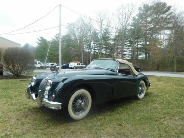 1959 Jaguar XK150 (CC-1461426) for sale in Cadillac, Michigan