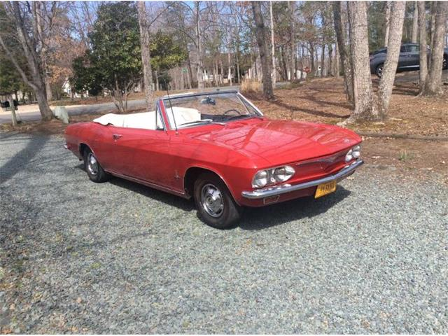 1965 Chevrolet Corvair (CC-1461428) for sale in Cadillac, Michigan