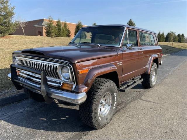 1978 Jeep CJ (CC-1461429) for sale in Cadillac, Michigan