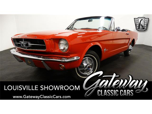 1965 Ford Mustang (CC-1461436) for sale in O'Fallon, Illinois