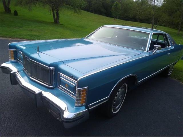 1978 Mercury Grand Marquis (CC-1461437) for sale in Cadillac, Michigan