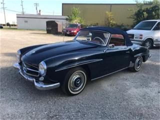 1959 Mercedes-Benz 190SL (CC-1461438) for sale in Cadillac, Michigan