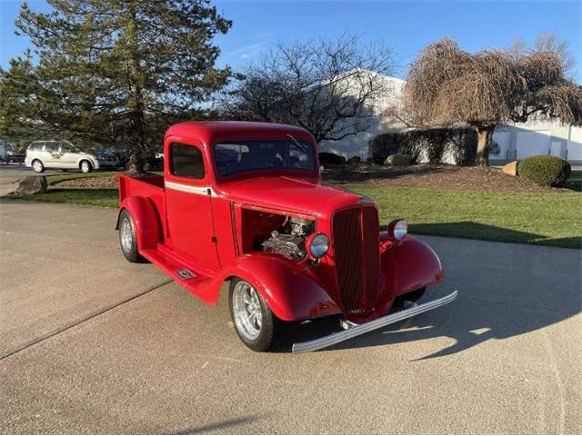 1936 Chevrolet Pickup (CC-1461440) for sale in Cadillac, Michigan