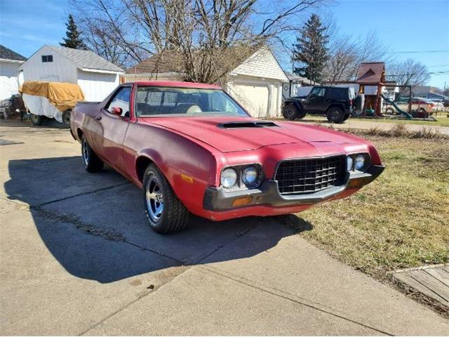 1972 Ford Ranchero (CC-1461445) for sale in Cadillac, Michigan