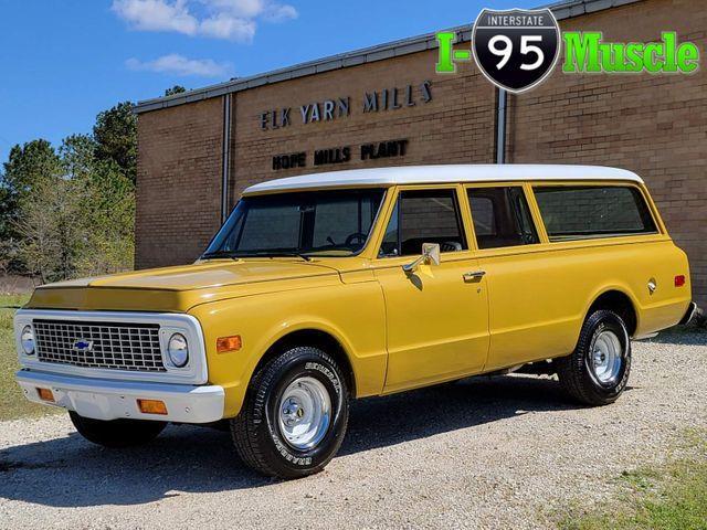 1972 Chevrolet Suburban (CC-1461452) for sale in Hope Mills, North Carolina