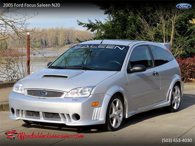 2005 Ford Focus (CC-1461473) for sale in Gladstone, Oregon