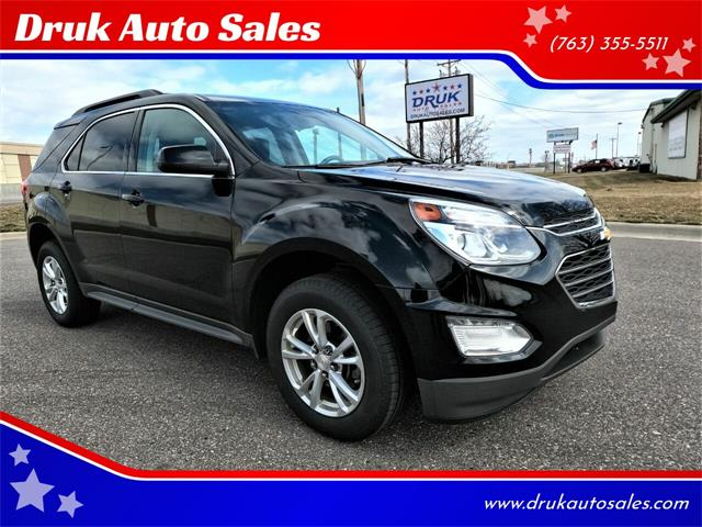 2016 Chevrolet Equinox (CC-1461478) for sale in Ramsey, Minnesota