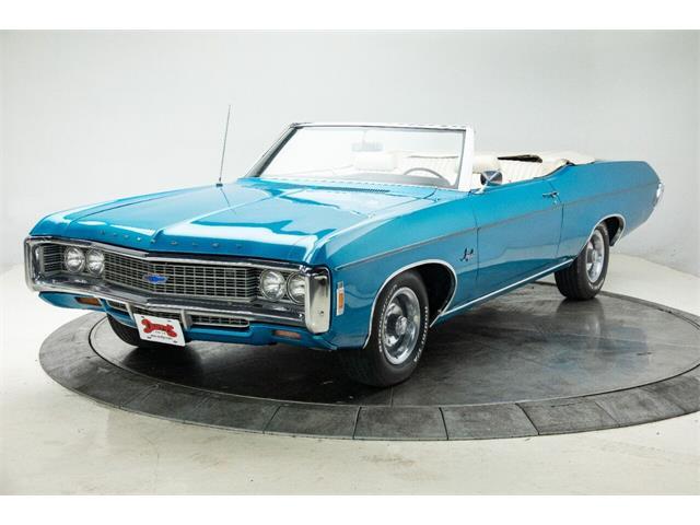 1969 Chevrolet Impala (CC-1461479) for sale in Cedar Rapids, Iowa
