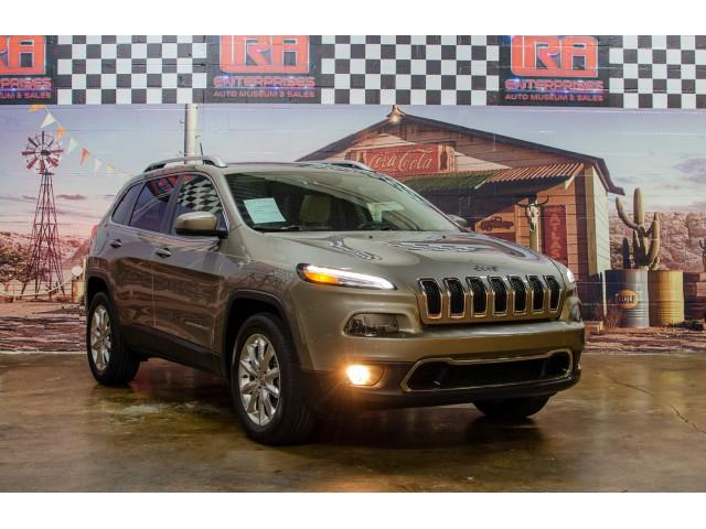 2016 Jeep Cherokee (CC-1461485) for sale in Bristol, Pennsylvania