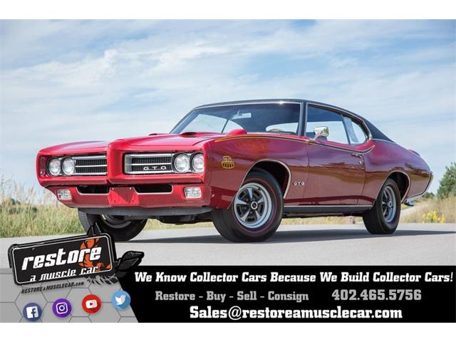1969 Pontiac GTO (CC-1461486) for sale in Lincoln, Nebraska