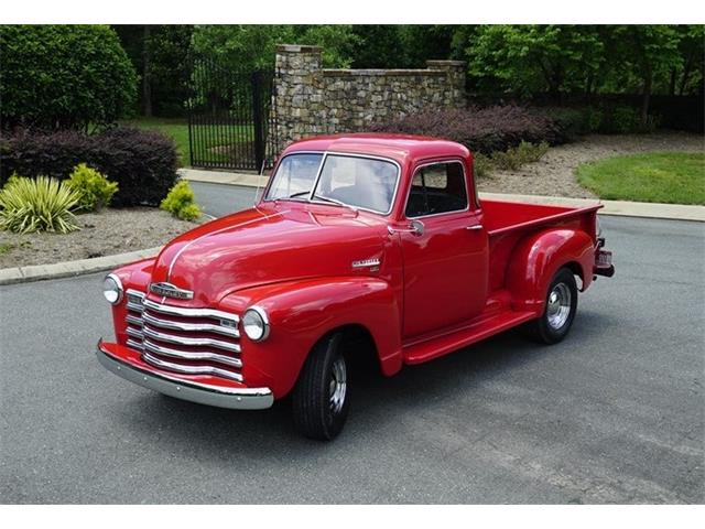 1951 Chevrolet 3100 (CC-1461496) for sale in Pittsboro, North Carolina