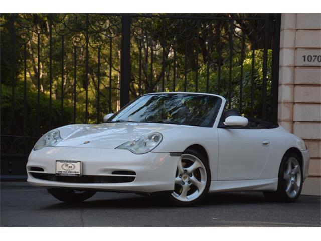 2003 Porsche 911 (CC-1461504) for sale in Santa Barbara, California