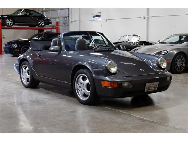 1994 Porsche 911 Carrera (CC-1461508) for sale in San Carlos, California