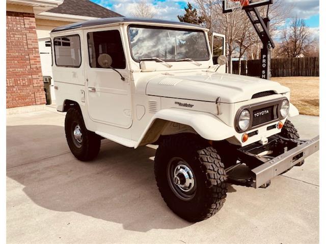 1976 Toyota Land Cruiser FJ40 (CC-1460152) for sale in Billings, Montana
