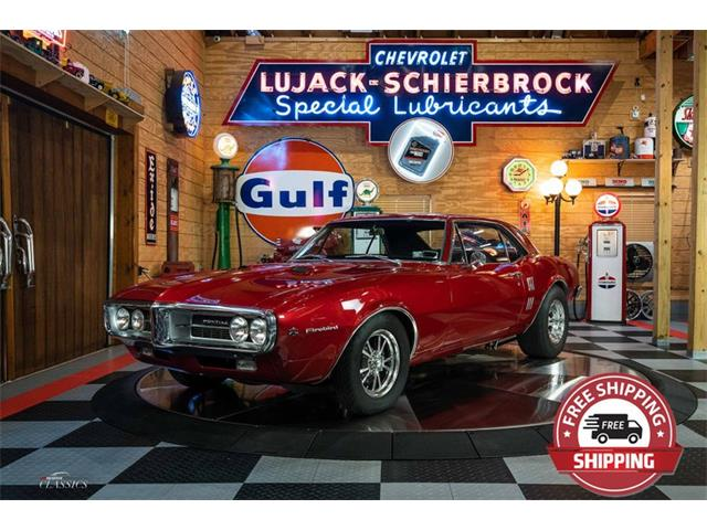 1967 Pontiac Firebird (CC-1461523) for sale in Green Brook, New Jersey
