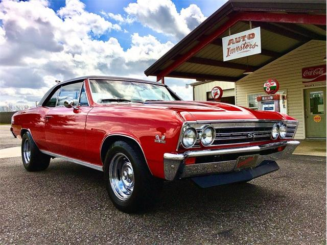 1967 Chevrolet Chevelle (CC-1461530) for sale in Dothan, Alabama
