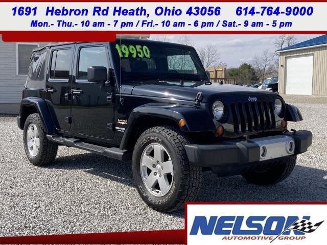 2012 Jeep Wrangler (CC-1461531) for sale in Marysville, Ohio