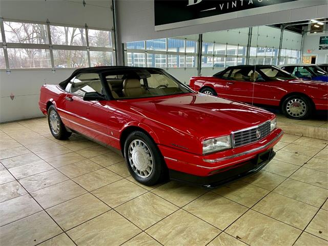 1993 Cadillac Allante (CC-1461535) for sale in St. Charles, Illinois