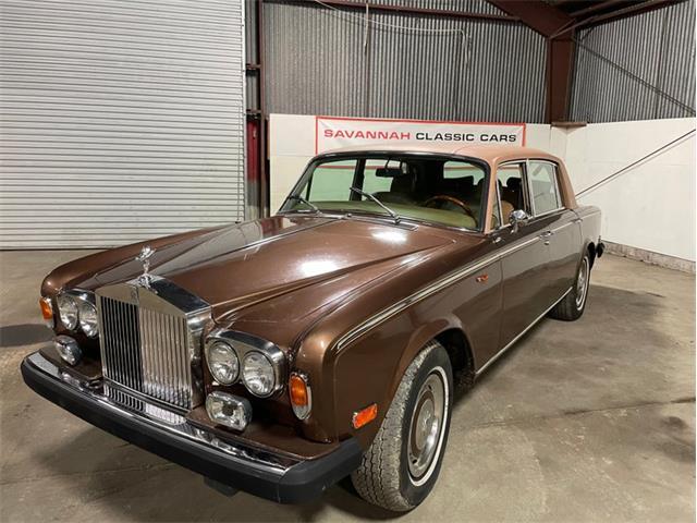 1976 Rolls-Royce Silver Shadow (CC-1461541) for sale in Savannah, Georgia
