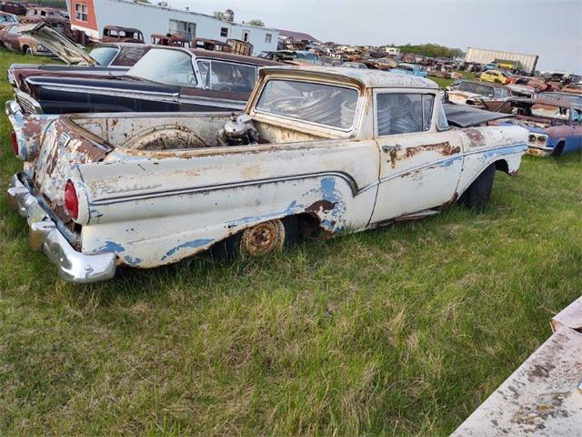 1957 Ford Ranchero (CC-1461569) for sale in Parkers Prairie, Minnesota