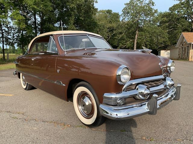 1951 Ford Victoria (CC-1461578) for sale in Vilonia, Arkansas
