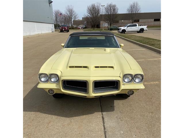 1972 Pontiac LeMans GT (CC-1461579) for sale in Macomb, Michigan