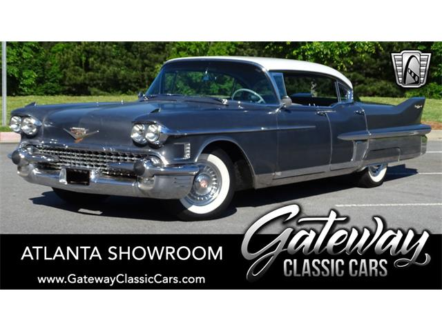 1958 Cadillac Sixty Special (CC-1460158) for sale in O'Fallon, Illinois