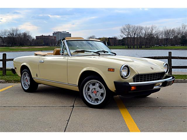 1980 Fiat 124 (CC-1461588) for sale in Rolling Meadows, Illinois