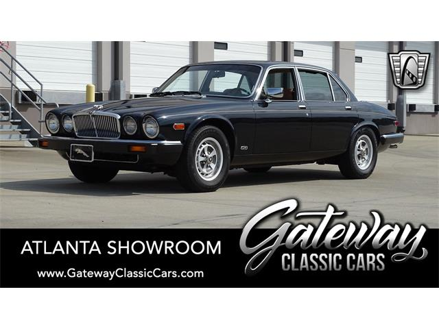1987 Jaguar XJ6 (CC-1460159) for sale in O'Fallon, Illinois