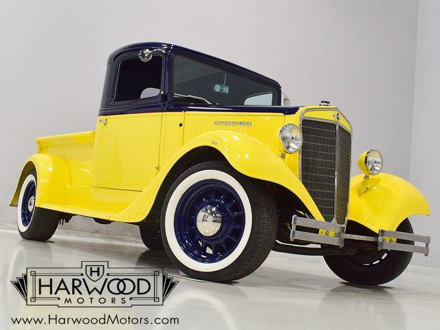1936 International Pickup (CC-1461596) for sale in Macedonia, Ohio