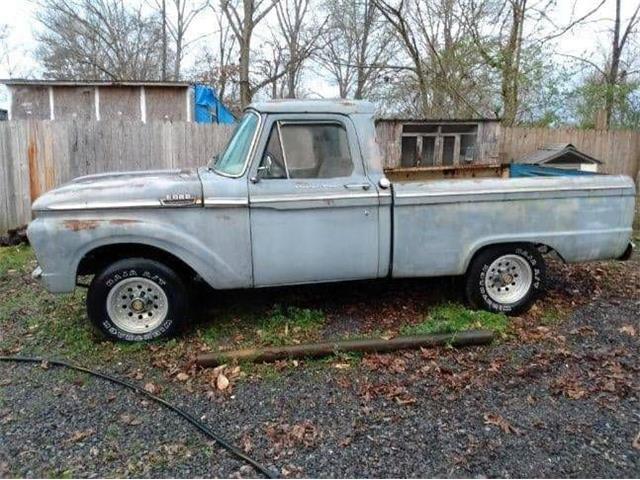 1964 Ford F100 (CC-1460016) for sale in Cadillac, Michigan