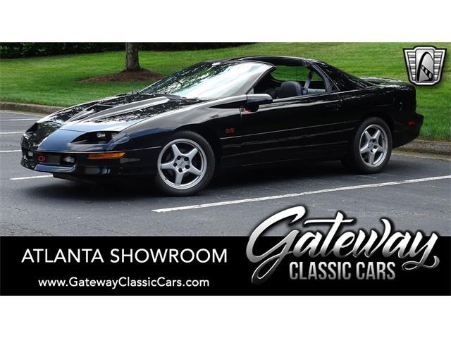 1996 Chevrolet Camaro (CC-1460160) for sale in O'Fallon, Illinois