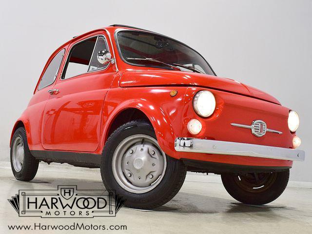 1965 Fiat 500 (CC-1461608) for sale in Macedonia, Ohio