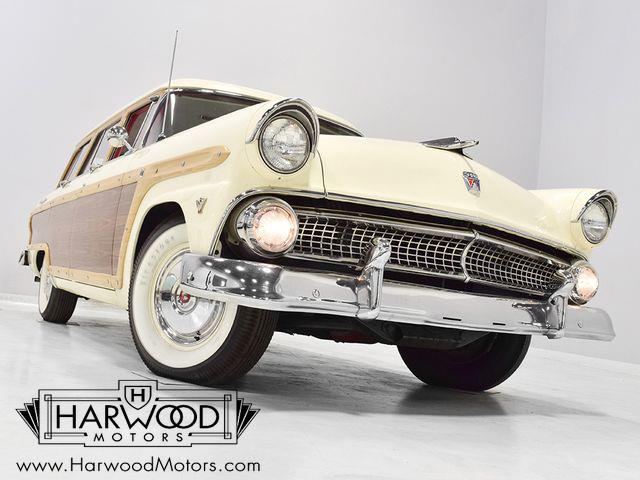 1955 Ford Country Squire Wagon (CC-1461622) for sale in Macedonia, Ohio