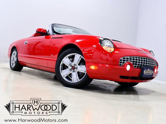 2002 Ford Thunderbird (CC-1461631) for sale in Macedonia, Ohio