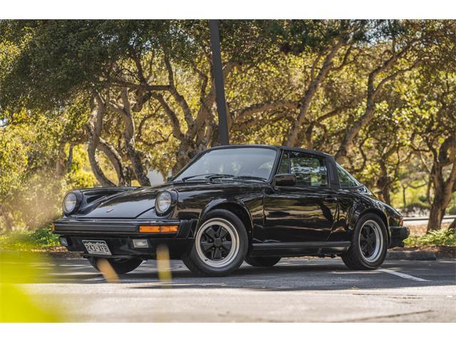 1985 Porsche 911 (CC-1461641) for sale in Monterey, California