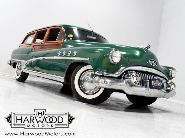 1951 Buick Estate Wagon (CC-1461642) for sale in Macedonia, Ohio