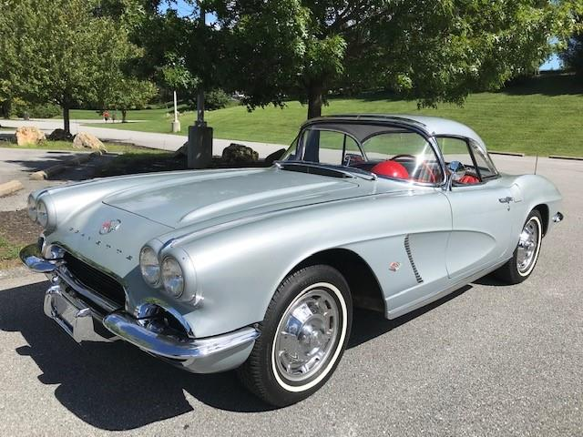 1962 Chevrolet Corvette (CC-1461658) for sale in Carlisle, Pennsylvania