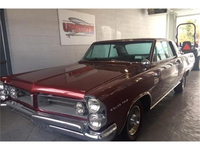 1963 Pontiac Grand Prix (CC-1461659) for sale in Carlisle, Pennsylvania