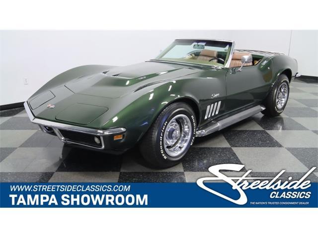 1969 Chevrolet Corvette (CC-1460166) for sale in Lutz, Florida