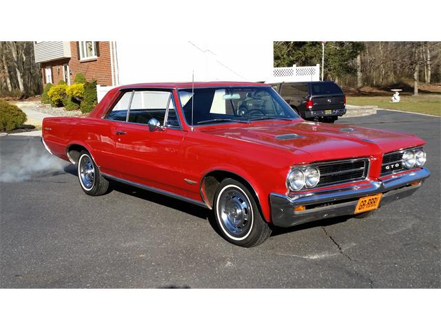 1964 Pontiac GTO (CC-1461660) for sale in Carlisle, Pennsylvania