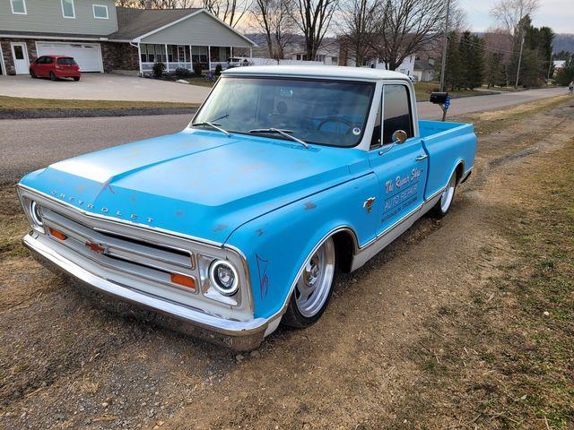1968 Chevrolet C10 (CC-1461664) for sale in Carlisle, Pennsylvania