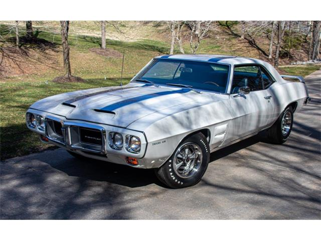 1969 Pontiac Firebird Trans Am (CC-1461667) for sale in Carlisle, Pennsylvania