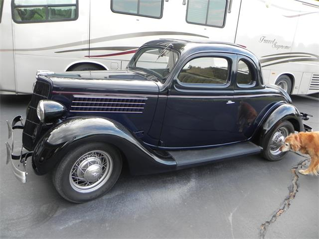 1935 Ford 5-Window Coupe (CC-1461683) for sale in Carlisle, Pennsylvania