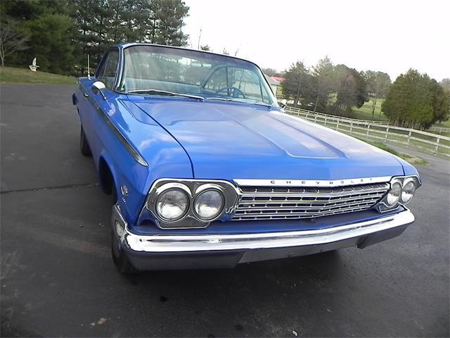1962 Chevrolet Bel Air (CC-1461692) for sale in Carlisle, Pennsylvania